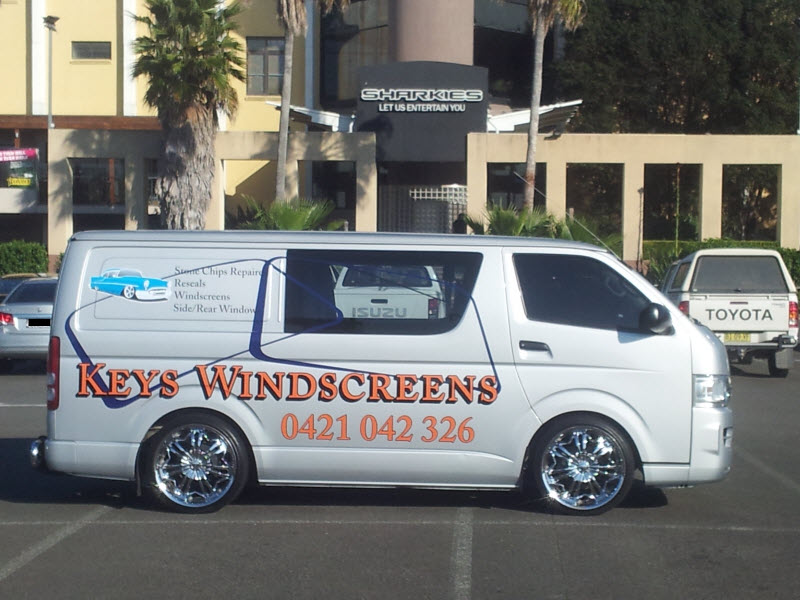 keys windscreens